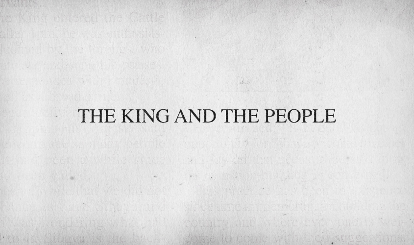 The King & The People